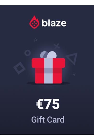 Blaze.com Gift Card 75€ (EUR)