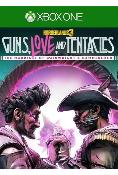Borderlands 3: Guns, Love, and Tentacles (DLC) (Xbox One)