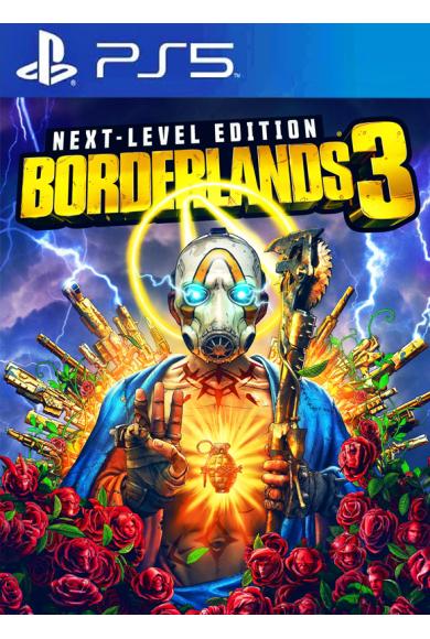 Borderlands 3 - Next Level Edition (PS5)