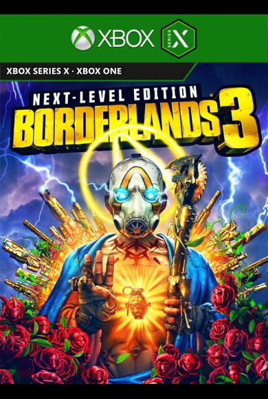 Borderlands 3 - Next Level Edition (Xbox One / Series X|S)