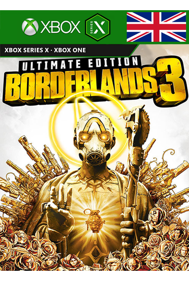 Borderlands 3 - Ultimate Edition (UK) (Xbox One / Series X|S)