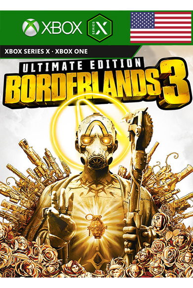 Borderlands 3 - Ultimate Edition (USA) (Xbox One / Series X|S)