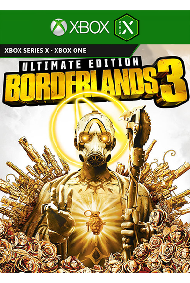Borderlands 3 - Ultimate Edition (Xbox One / Series X|S)