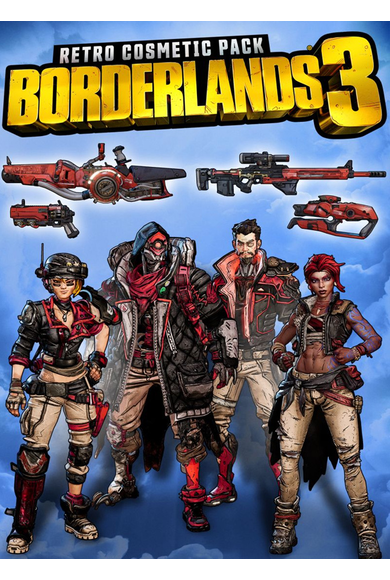 Borderlands 3: Retro Cosmetic Pack (DLC)