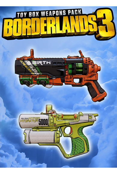 Borderlands 3: Toy Box Weapons Pack (DLC)
