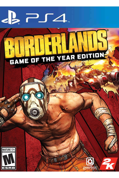 Borderlands: Game of the Year Edition (PS4)
