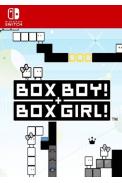 Boxboy and Boxgirl (Switch)