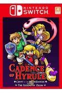 Cadence of Hyrule: Crypt of the NecroDancer Featuring The Legend of Zelda (Switch)