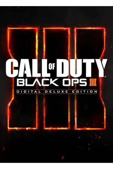 Call of Duty: Black Ops (3) III - Deluxe Edition