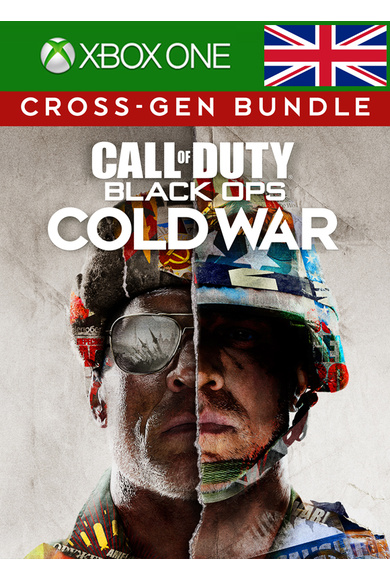 Call of Duty: Black Ops Cold War - Cross-Gen Bundle (UK) (Xbox One)