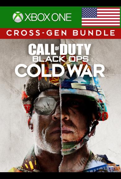 Call of Duty: Black Ops Cold War - Cross-Gen Bundle (USA) (Xbox One)