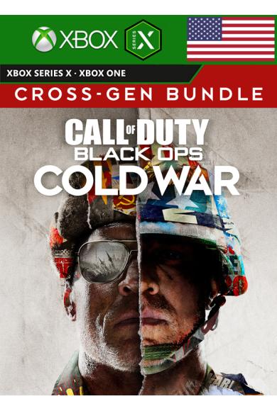 Call of Duty: Black Ops Cold War - Cross-Gen Bundle (USA) (Xbox Series X)
