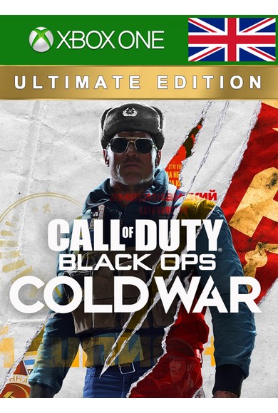 Call of Duty: Black Ops Cold War - Ultimate Edition (UK) (Xbox One)