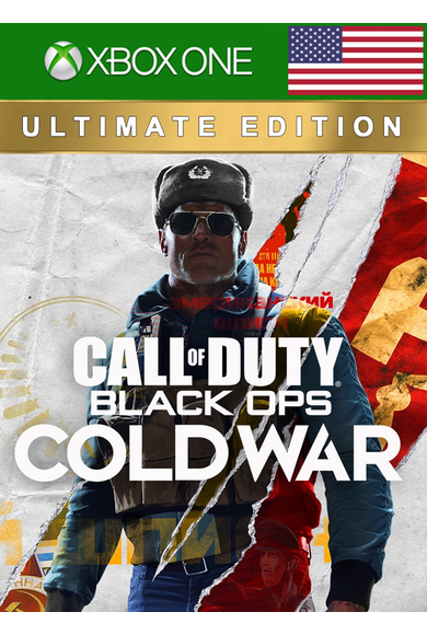 Call of Duty: Black Ops Cold War - Ultimate Edition (USA) (Xbox One)