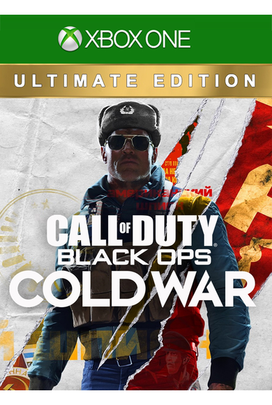 Call of Duty: Black Ops Cold War - Ultimate Edition (Xbox One)