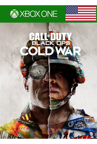 Call of Duty: Black Ops Cold War (USA) (Xbox One)