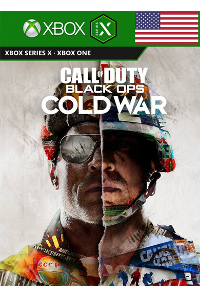 Call of Duty: Black Ops Cold War (USA) (Xbox Series X)