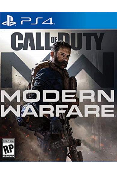 Call of Duty: Modern Warfare (2019) (PS4)