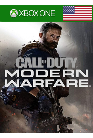 Call of Duty: Modern Warfare (2019) (USA) (Xbox One)