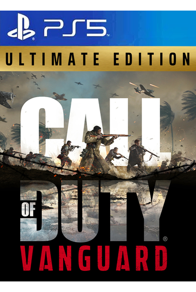 Call of Duty: Vanguard - Ultimate Edition (PS5)