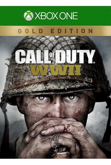 Call of Duty: World War 2 (WW II) Gold Edition (Xbox One)