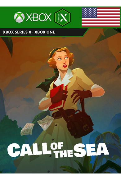 Call of the Sea (USA) (Xbox Series X)