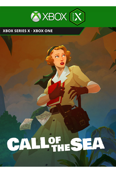 Call of the Sea (Xbox Series X)
