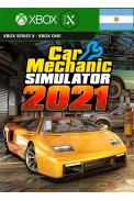 Car Mechanic Simulator 2021 (Argentina) (Xbox One / Series X|S)
