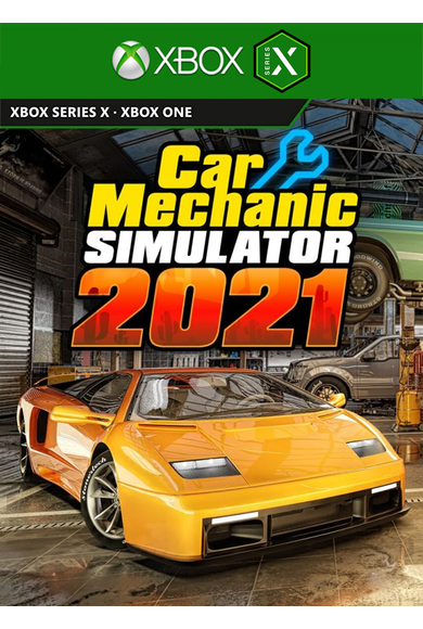 Car Mechanic Simulator 2021 (Xbox One / Series X S)