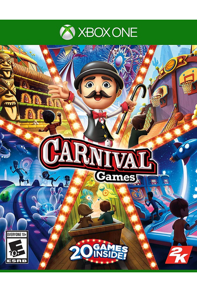 Carnival Games (VR) (Xbox One)