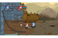 Castle Crashers Remastered (Switch)