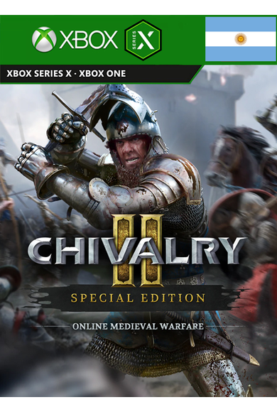 Chivalry 2 - Special Edition (Argentina) (Xbox One / Series X|S)