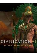 Civilization 6 (VI) - Aztec Civilization Pack (DLC)