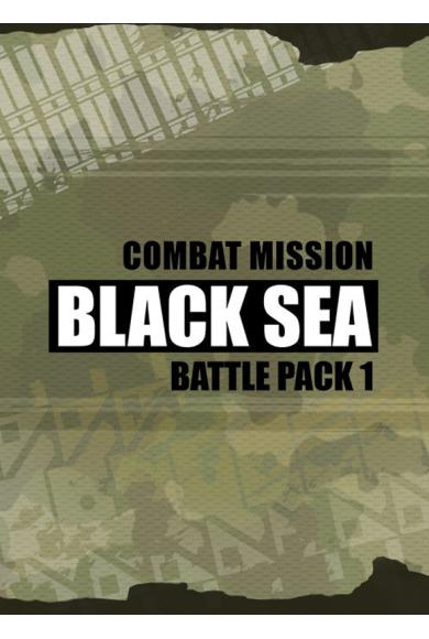Combat Mission Black Sea - Battle Pack 1 (DLC)