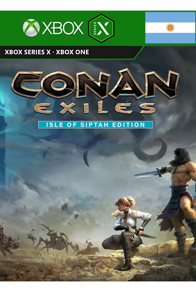 Conan Exiles: Isle of Siptah Edition (Argentina) (Xbox One / Series X|S)