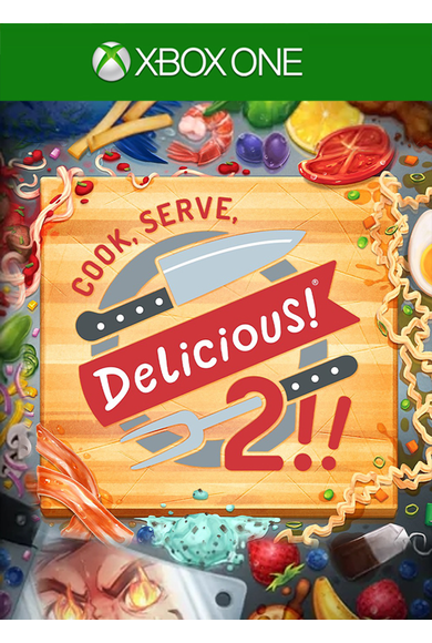 Cook, Serve, Delicious! 2!! (Xbox One)