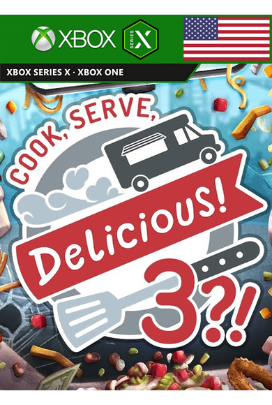 Cook, Serve, Delicious! 3?! (USA) (Xbox One / Series X)