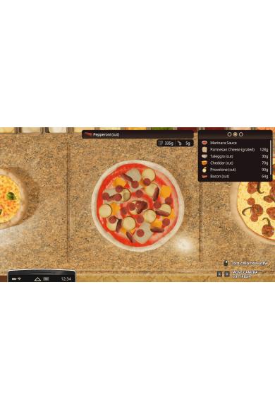 Cooking Simulator - Pizza (DLC)