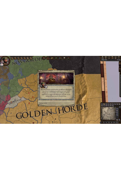 Crusader Kings II - The Old Gods (DLC)