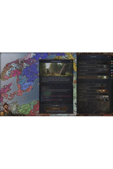 Crusader Kings III (3): Northern Lords (DLC)