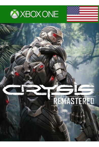 Crysis Remastered (USA) (Xbox One)