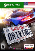 Dangerous Driving (US) (Xbox One)