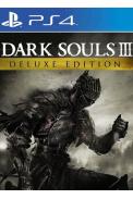 Dark Souls 3 - Deluxe Edition (PS4)
