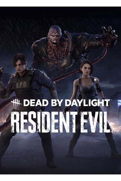Dead by Daylight Resident Evil chapter (DLC)