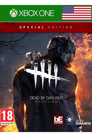 Dead by Daylight - Special Edition (USA) (Xbox One)