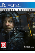 Death Stranding - Deluxe Edition (PS4)