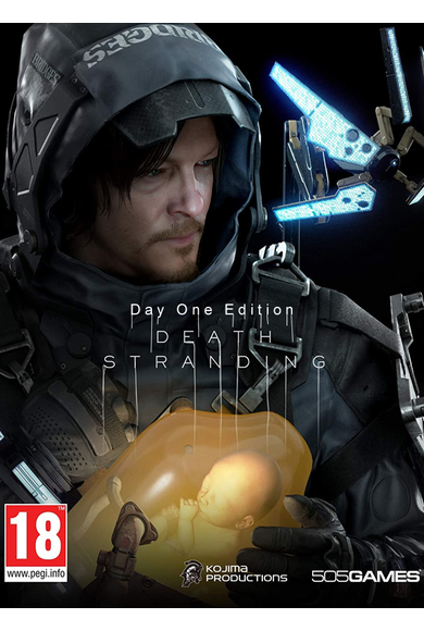 Death Stranding - Day One Edition