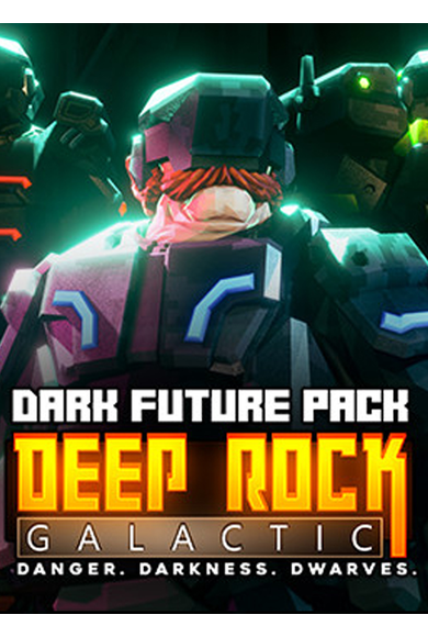 Deep Rock Galactic - Dark Future Pack (DLC)