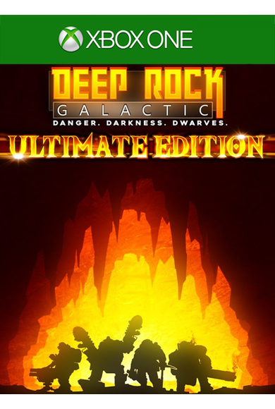 Deep Rock Galactic - Ultimate Edition (Xbox One)