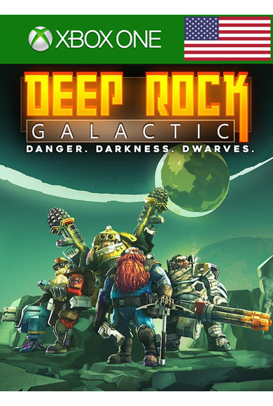 Deep Rock Galactic (USA) (Xbox One)